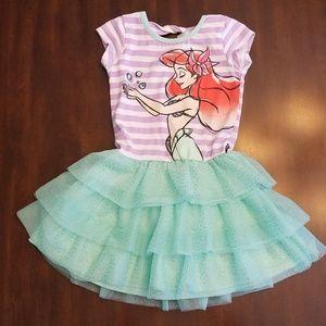 DISNEY Ariel dress/tutu